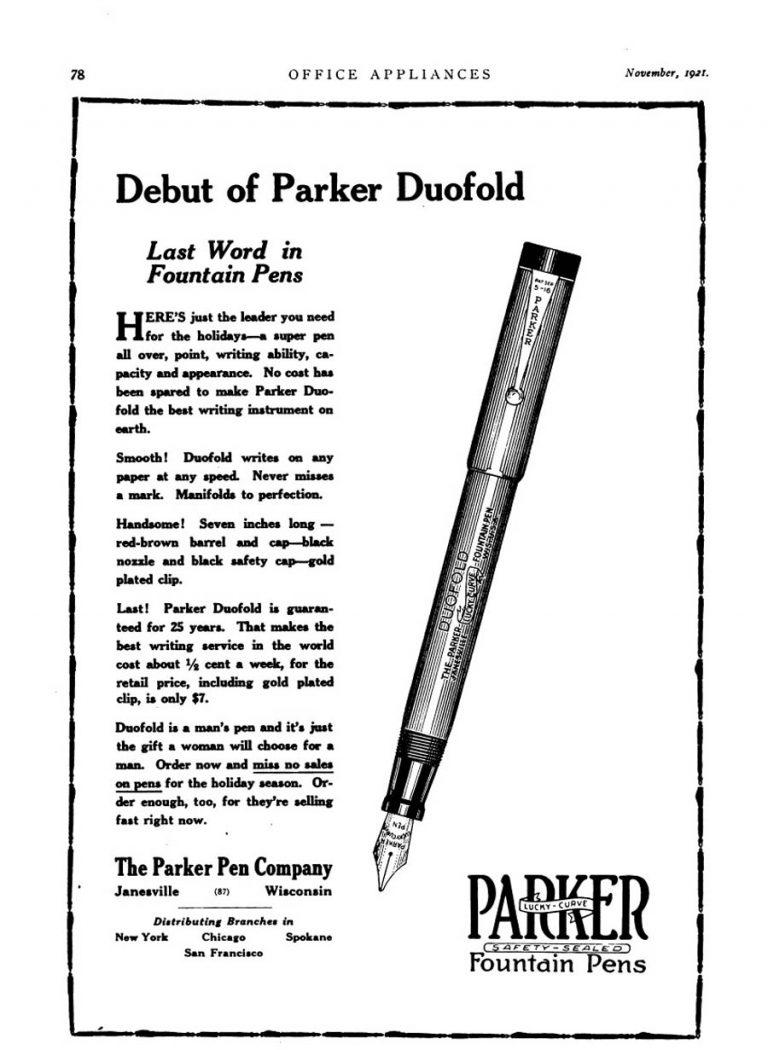 1921 11 01 DUOFOLD