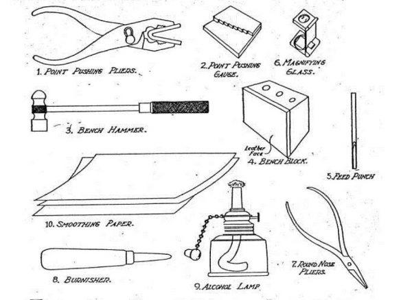 Sheaffer tools 5a