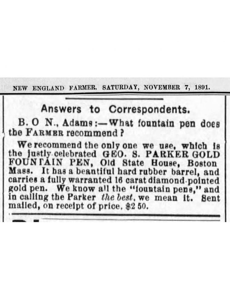 1891 11 07 New_England_Farmer