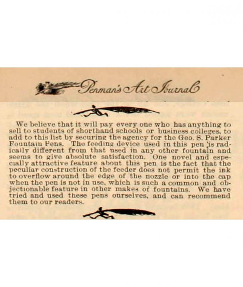 1896 08 Penman´s art journal