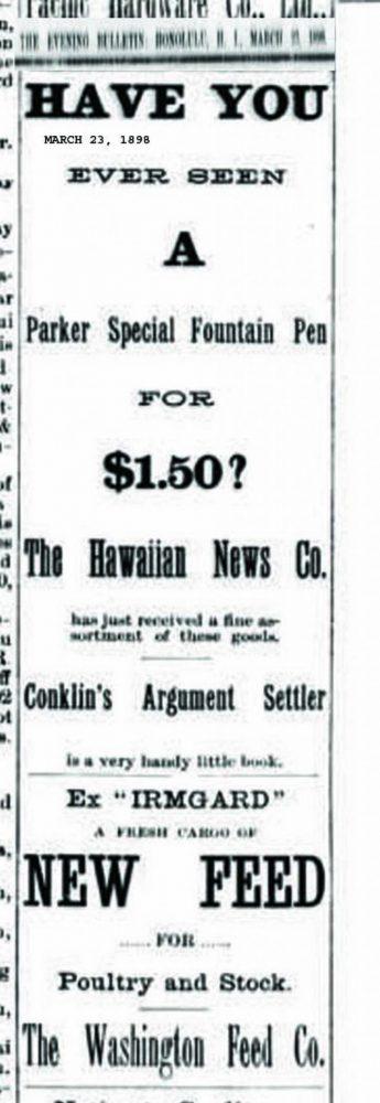 1898 03 23 Evening bulletin., March 23, 1898 y mas