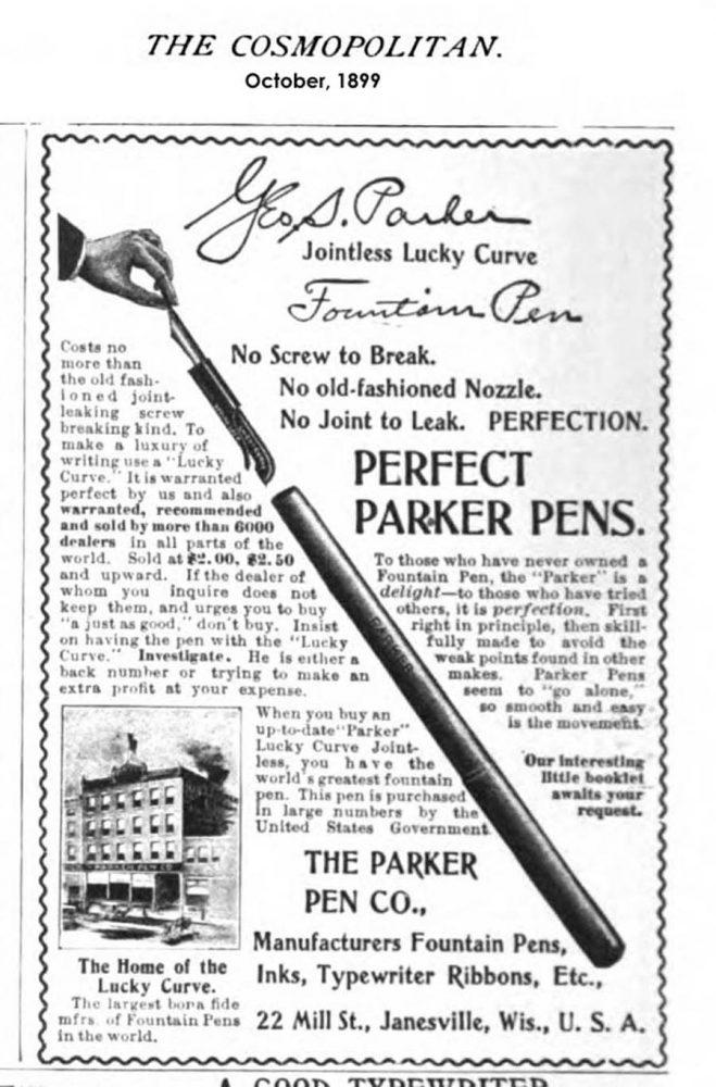 1899 10 00 Cosmopolitan boocklet request