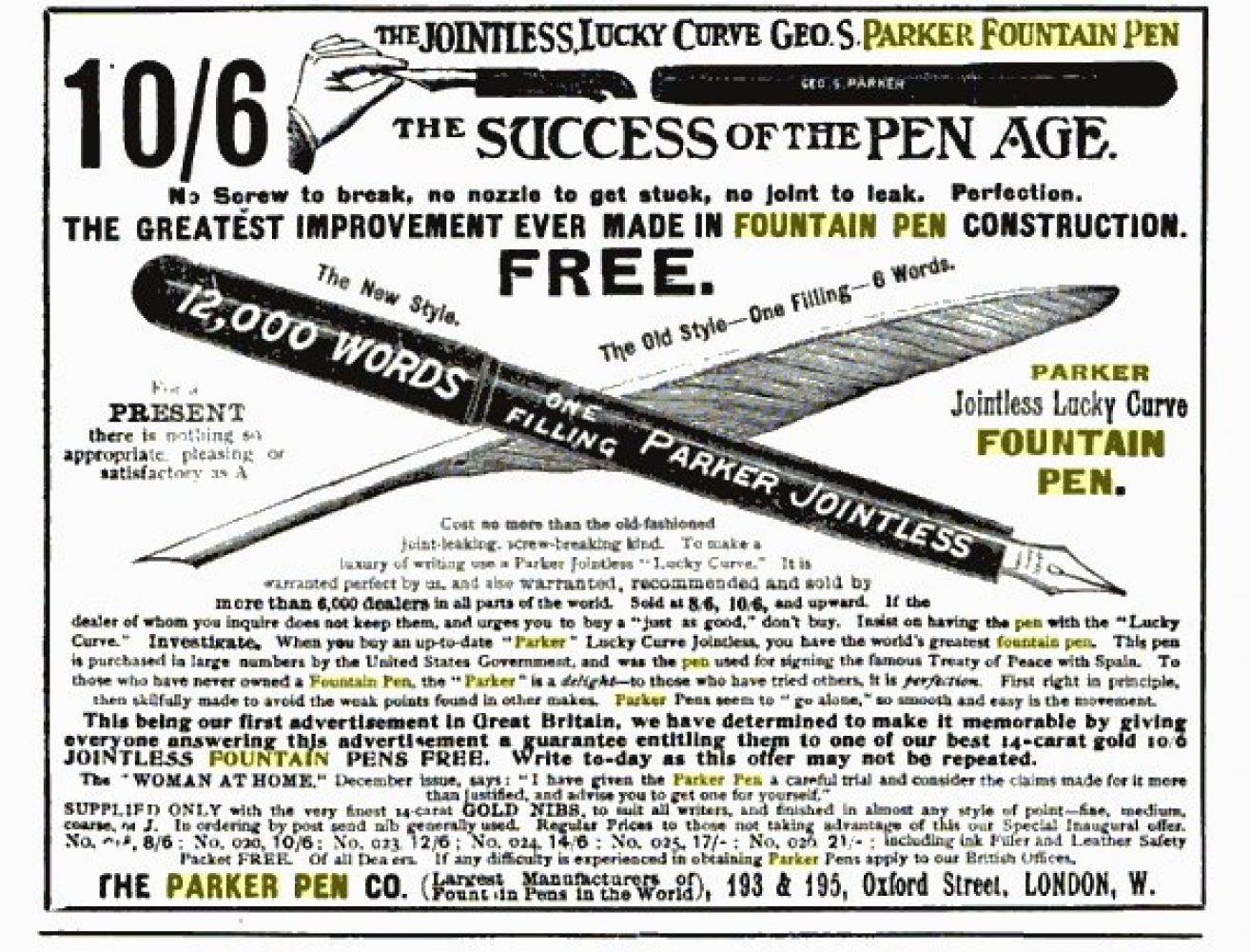 1900 The Idler 1900