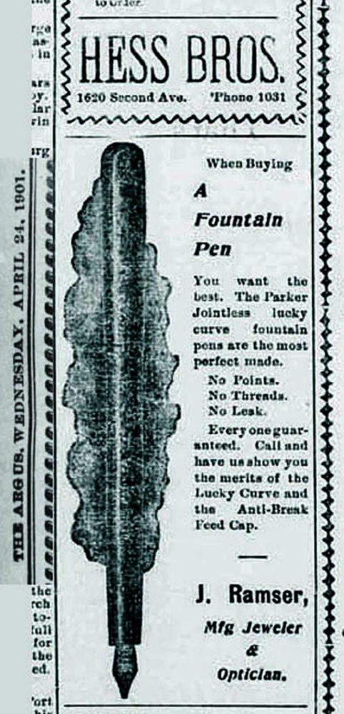 1901 04 24 Rock Island Argus., April 24, 1901 y mas