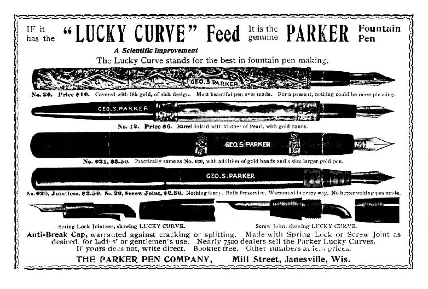 1902 a scientific improvement
