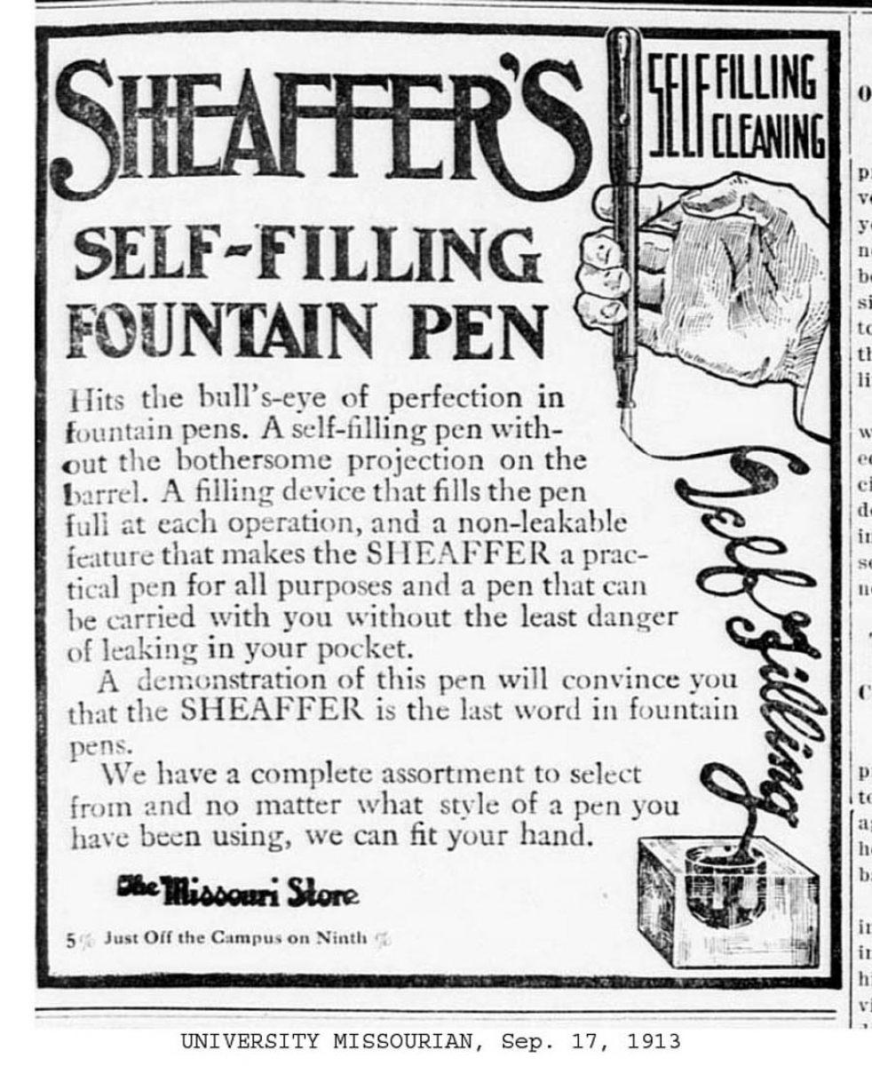 1913 09 17 University Missourian., September 17, 1913