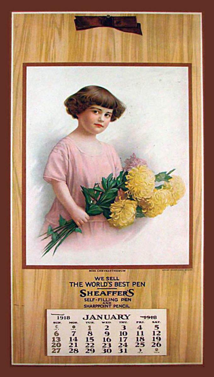 1918 Almanaque 1918