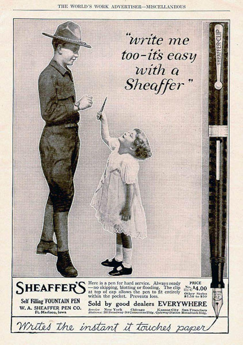 1918 sheaffer 1918