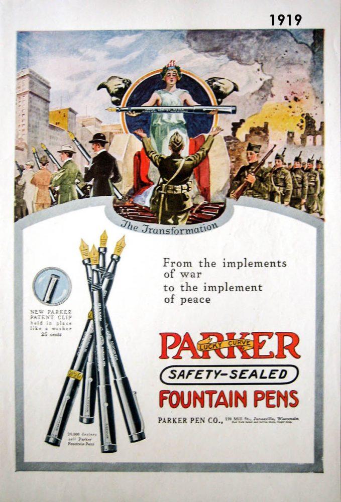 1919 Parker 1