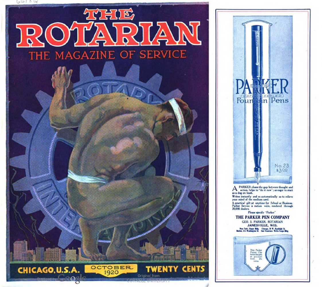 1920 10 00 The Rotarian