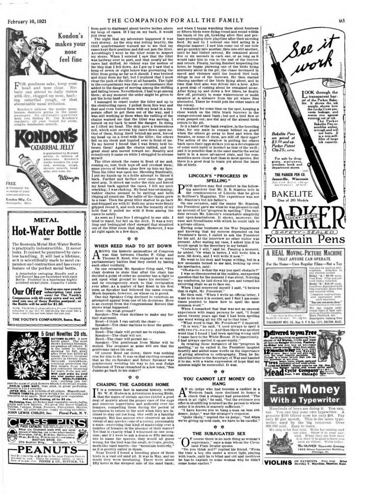 1921 02 10 The Companion