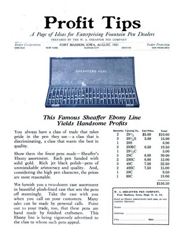 1921 08 01 PROFIT TIPS