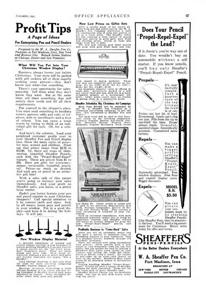 1921 11 01 Profit tip