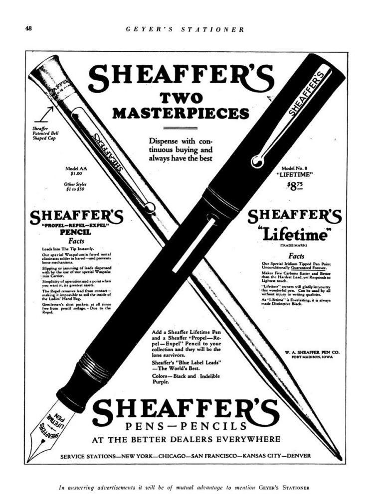 1922 09 21 Geyer´s Stationer