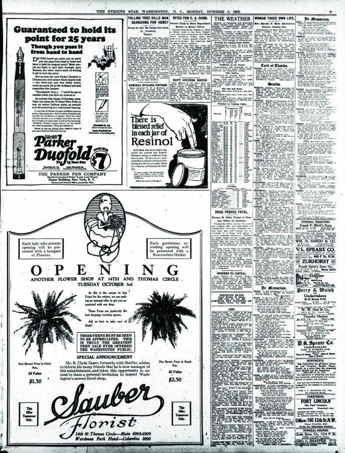 1922 10 02 Evening star., October 02, 1922
