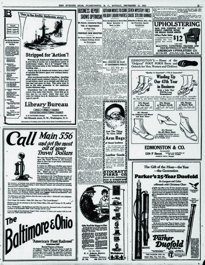 1922 12 11 Evening star., December 11, 1922,