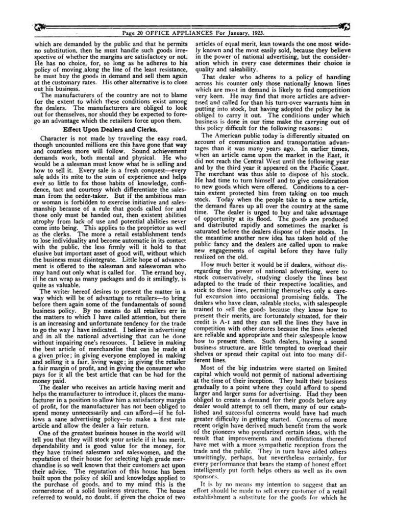 1923 01 01 Sheaffer Interviu 2