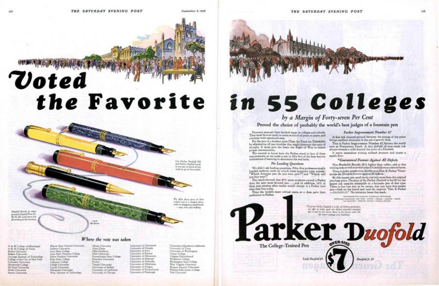 1928 09 08 1º CON ANILLAS Todos los colores
