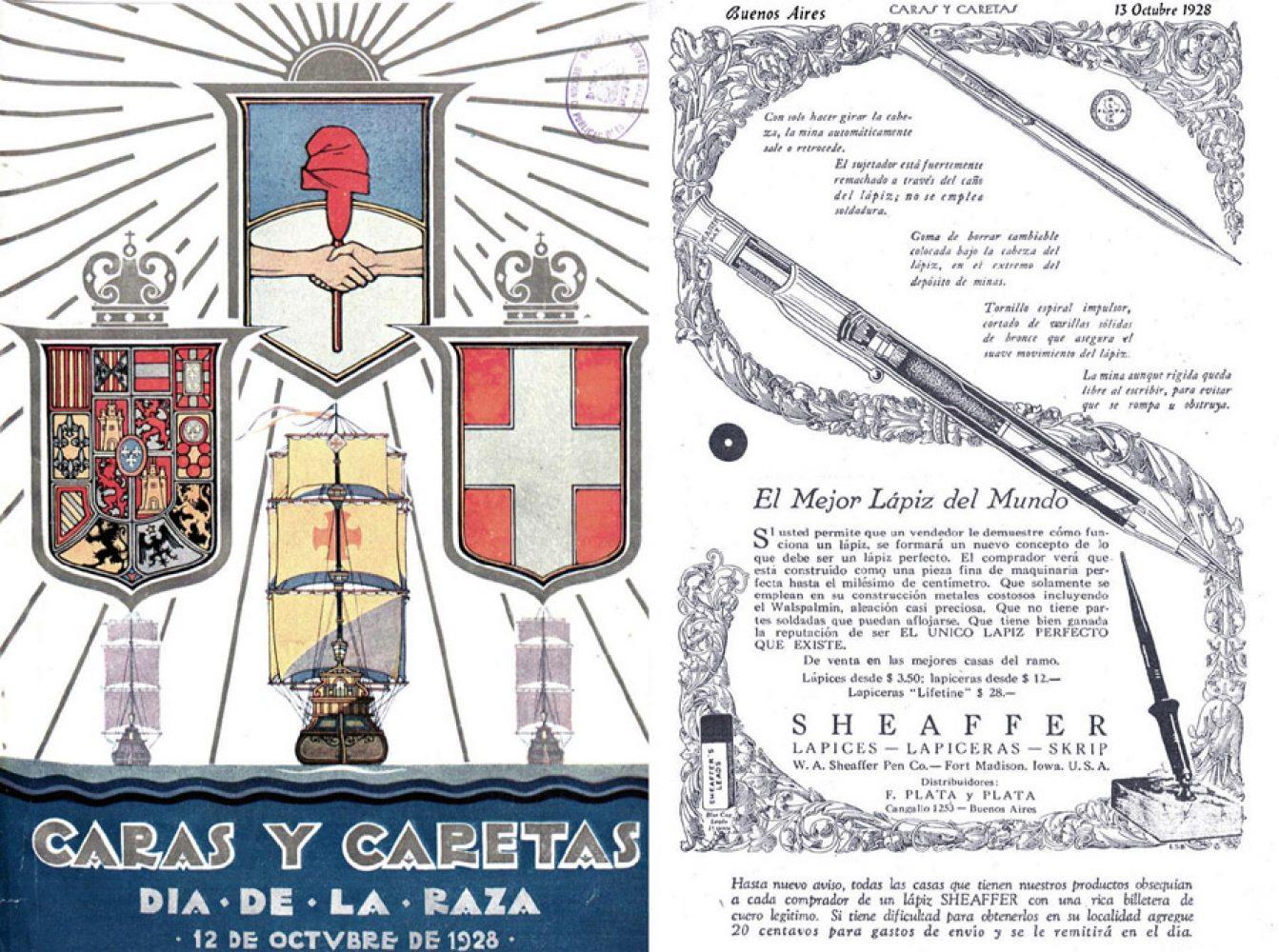1928 10 13 Spanish ad