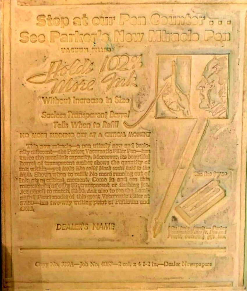1933 08 cardboard newspaper 3