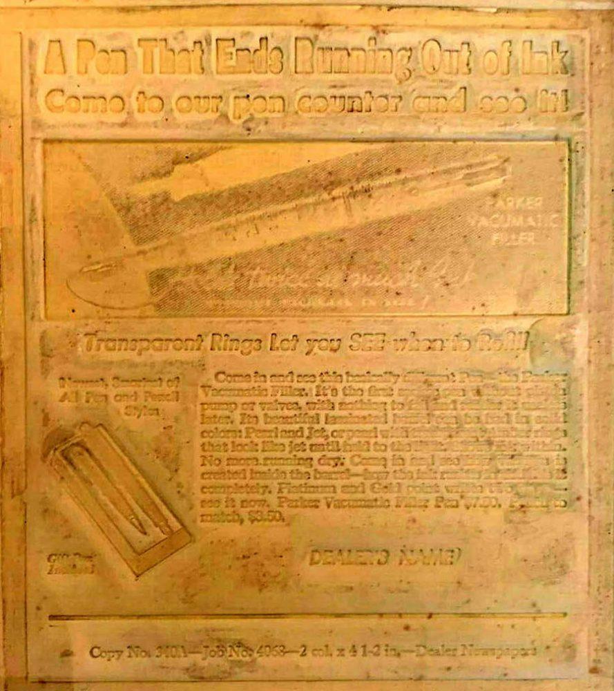 1933 08 cardboard newspaper 4