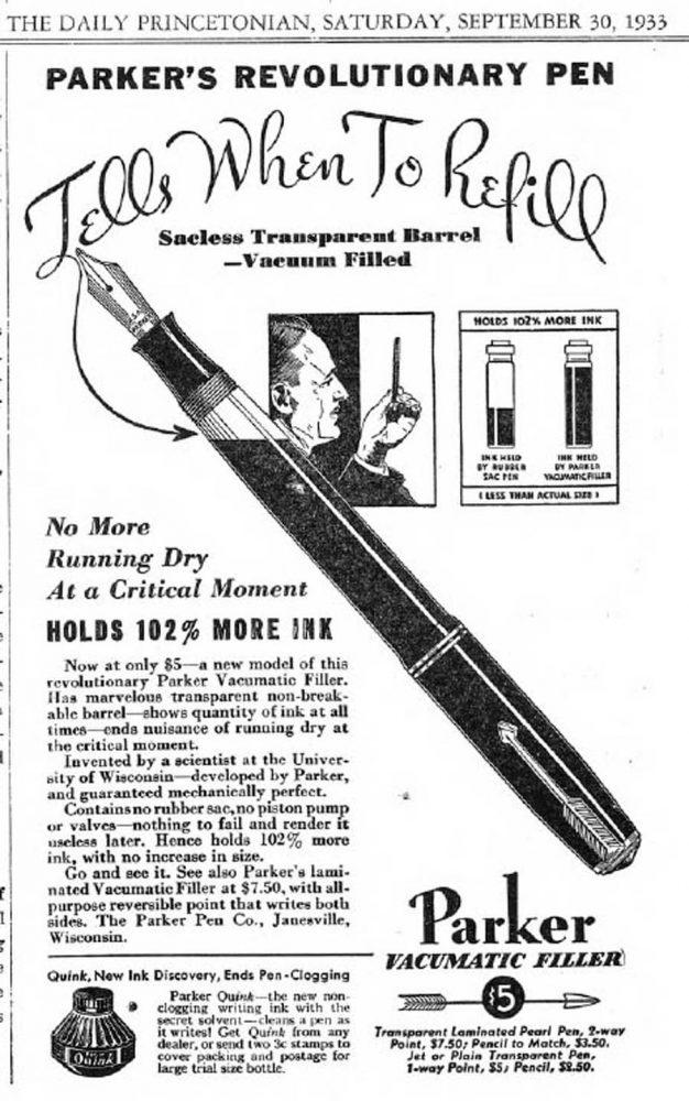 1933 09 30 Daily Princetonian