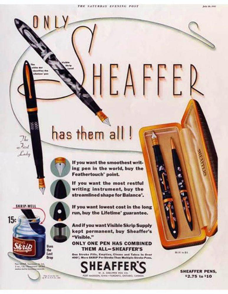1935 07 20 Sheaffer SEP