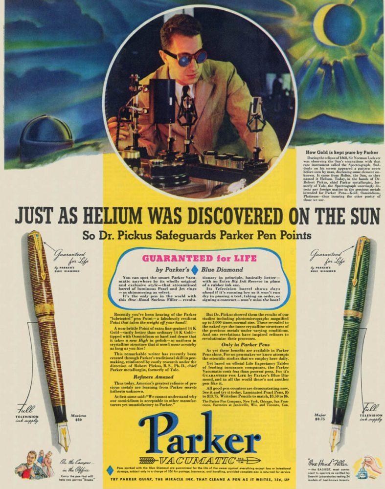 1940 09 Parker-Vacumatic-Maxima