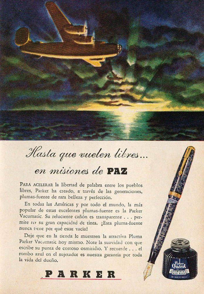 1943 Parker vacumatic