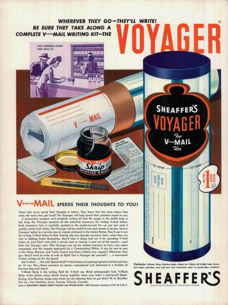 1943 voyager