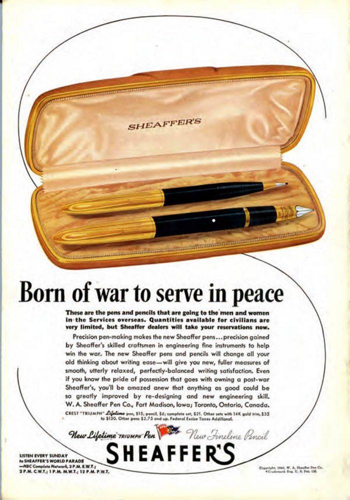 1945 Sheaffer 1945 (2)