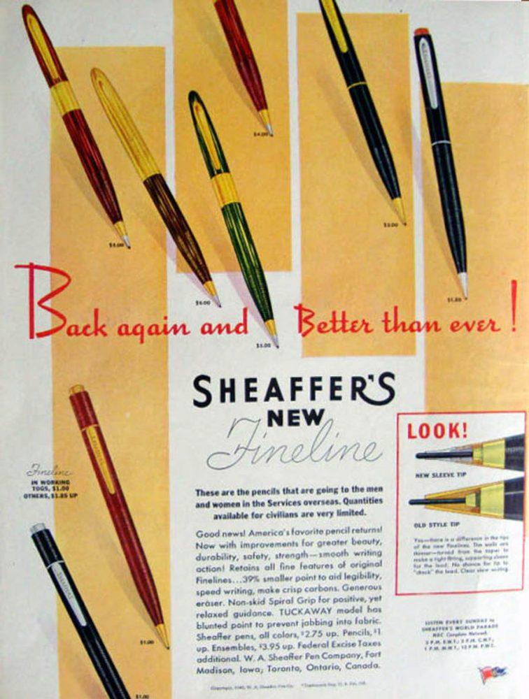 1945 Sheaffer 1945 July (2)