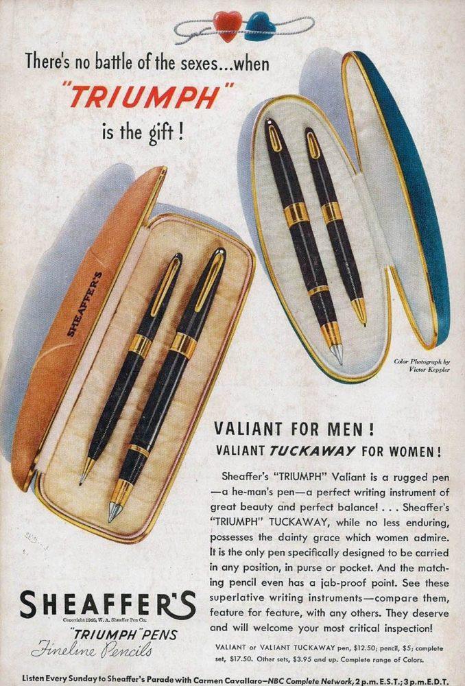 1946 Tuckaway for women