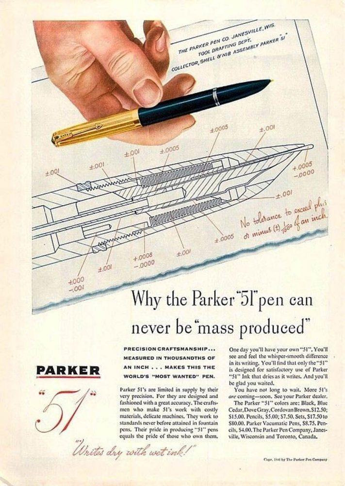 1946 parker 51