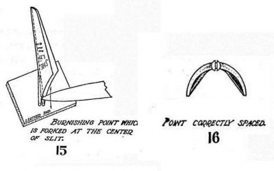Sheaffer tools 14b